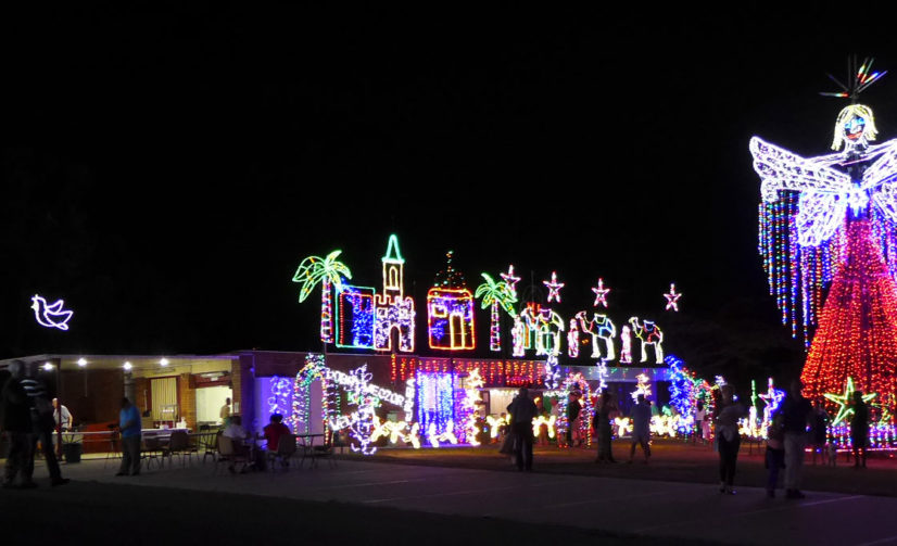 St Gerard's Christmas Lights Display Won 4KQ Competition - Chermside ...