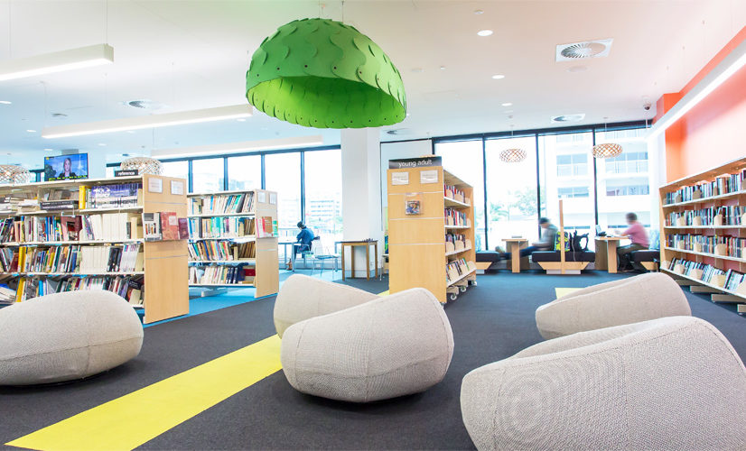 Check Out the Chermside Library at the North Regional Business Centre