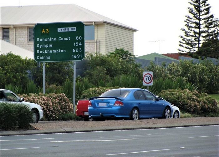 Gympie Road, Chermside Among Queensland's Congestion Hotspots