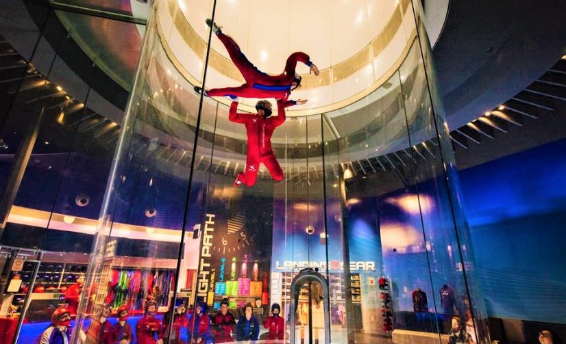 iFLY Opens Indoor Skydiving Centre at Chermside