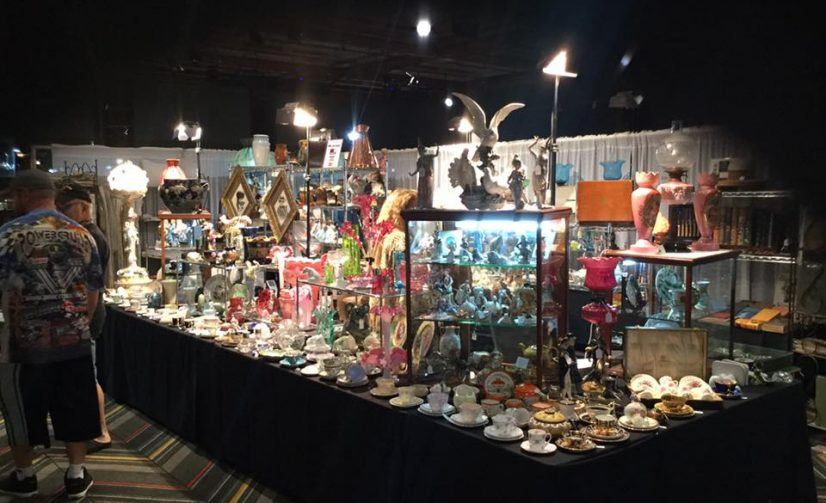 Find Old Treasures to Collect at Albion Antiques and Collectables Fair