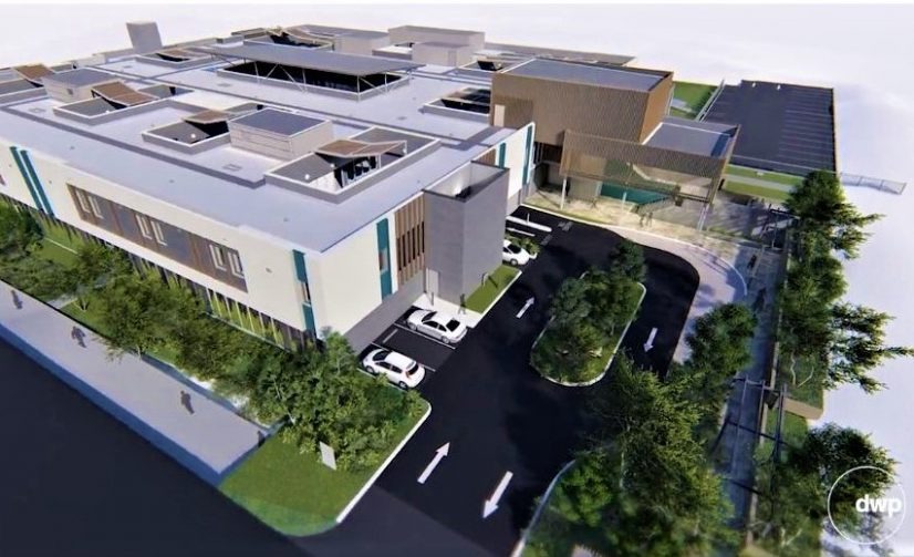 Budget Allocated for the Completion of Adolescent Extended Treatment Centre at The Prince Charles Hospital